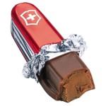 шоколадный ножик