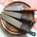 Кухонные ножи — сколько их требуется?