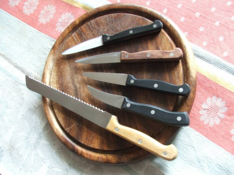 ножи разного размера