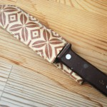 кухонный нож из углеродки