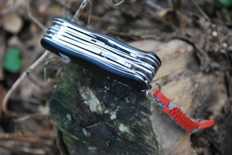 швейцарский нож Victorinox Workchamp black