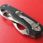 Складной двухклинковый нож Byrd Wings BY20GP&S
