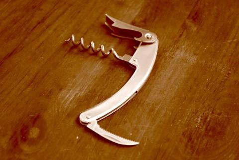 нож сомелье