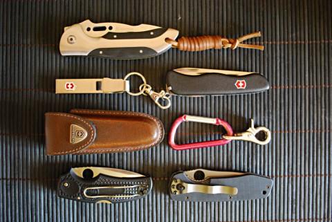 складные ножи на каждый день
