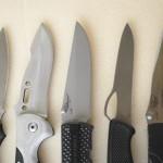 Фотообзор больших складных ножей