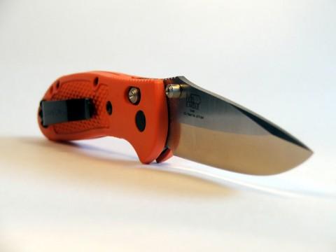 нож Benchmade Griptilian BM551-ORG