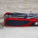 Маленький швейцарский ножик Wenger EvoGrip S557