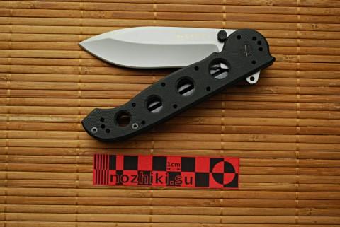 полуоткрытый нож