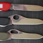 Чем заменить оригинальный подвес для ножа Victorinox?
