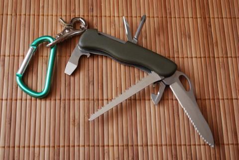самодельная подвеска для ножа 111 мм
