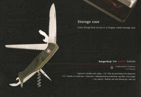 первоначальный вариант RangerGrip 179