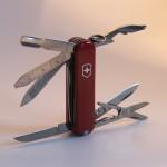 маникюрный ножик Victorinox MiniChamp