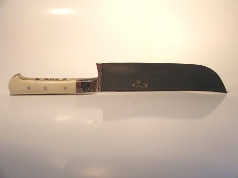 национальный узбекский нож пчак