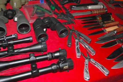 китайские мультитулы и ножи