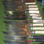 Клинок-2010: ножи российские, узбекские, итальянские, китайские…