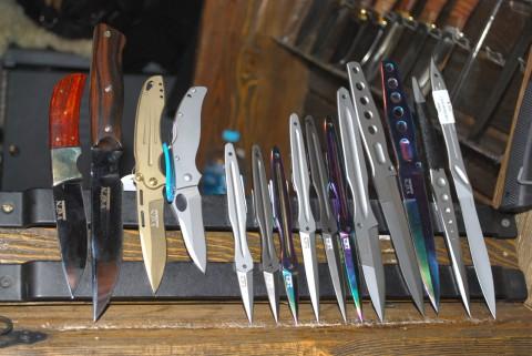 метательные ножи Викинг Норвей