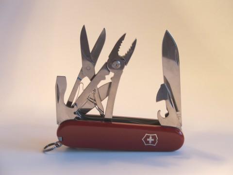 офицерский нож Викторинокс