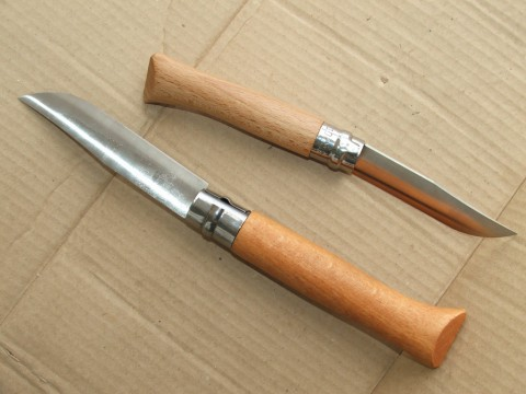 французские складные ножи