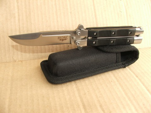 нож НОКС Шикари и кордуровый чехол