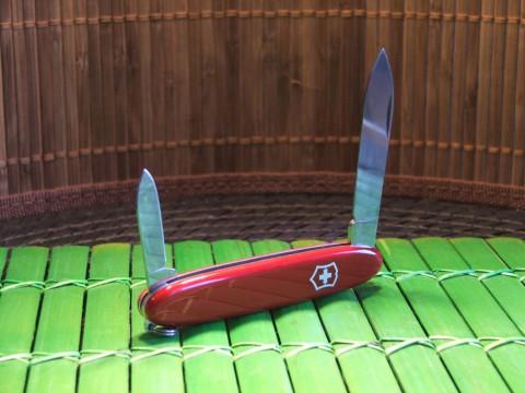 классика перочинного ножа от Victorinox сегодня