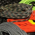 Темляки из цветного паракорда 550