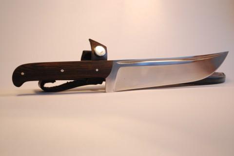 пчак как нож - общий вид