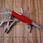 Складной швейцарский ножик Victorinox Deluxe Tinker 1.4723
