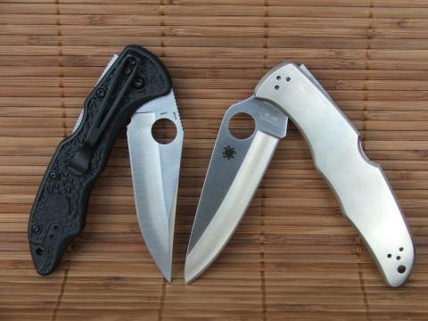 нож BM10402 против C10P