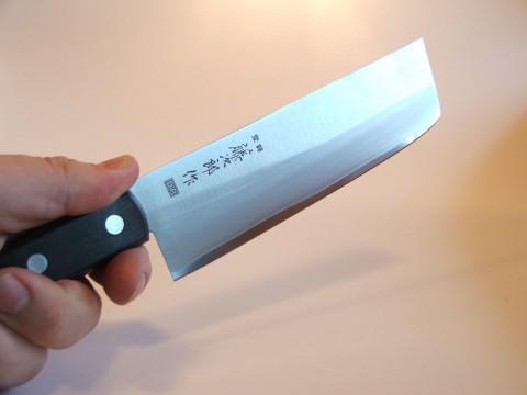накири (нож для мягких овощей) Tojiro Western Knife