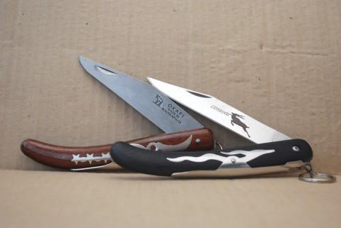 ножи Куду и большой Окапи