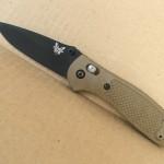 Тактический складной нож Benchmade Griptilian BM551-BKSN