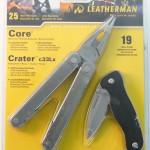 Мультиинструмент Leatherman Core, или что нового и залежалого в ножевых магазинах