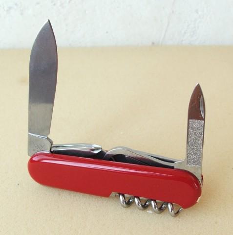 клинок и пилочка для ногтей