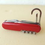 Складной ножик с карабином Wenger Classic 67