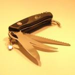 Складной охотничий нож Wenger New Ranger Hunter