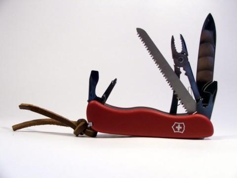 инструменты складного ножа Victorinox Atlas