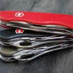Victorinox DualPro и другие ножи Викторинокс для однорукого открывания