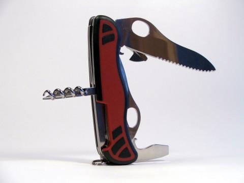 швейцарский аварийный нож Викторинокс ДуалПро