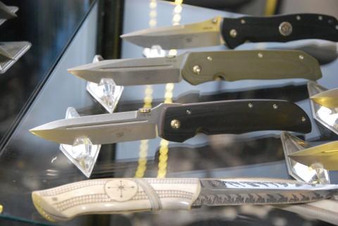 складные ножи Terzuola