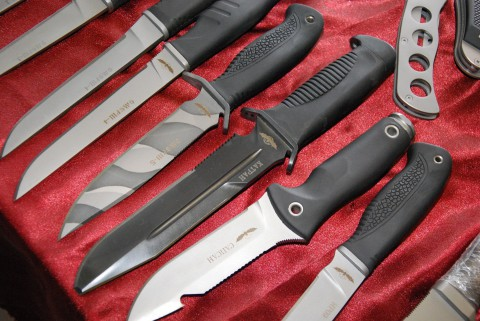 нож Катран