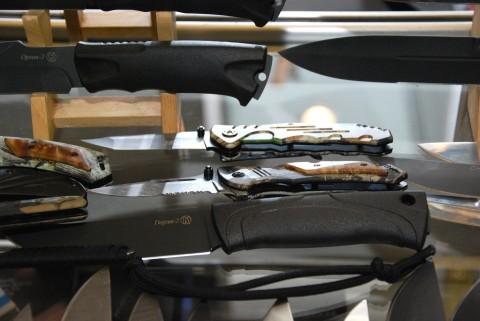 два ножа Граунд Зеро