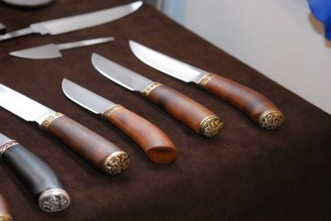 авторские ножи Пампухи