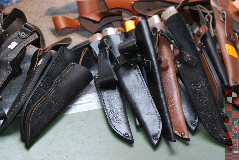 Как сделать чехол для охотничьего ножа своими руками