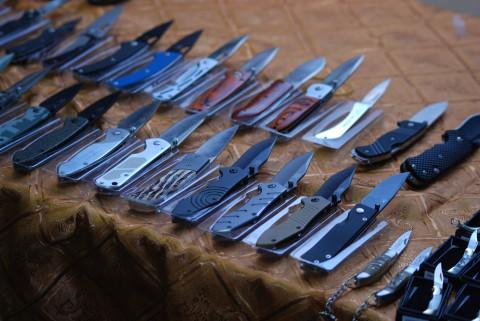 складные ножи SRM
