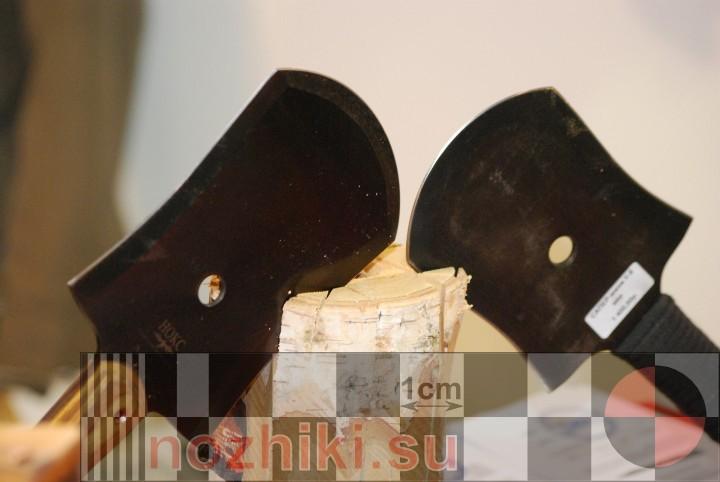 железные лопатки НОКС