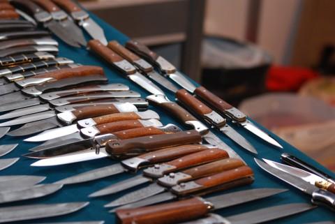 русские складные ножи из дамасской стали