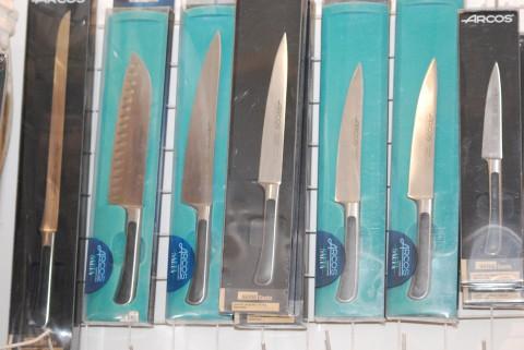 ножи Аркос Саета
