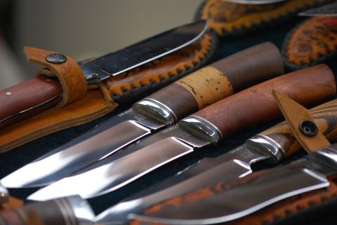 ножи Рукавишникова