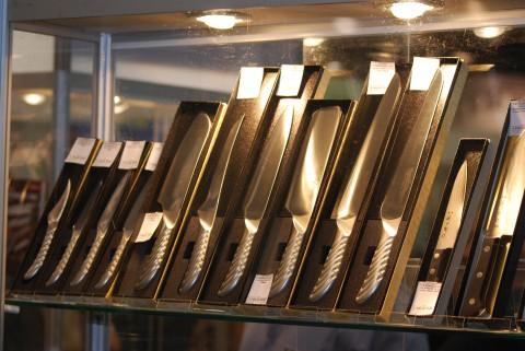 кухонные ножи Тоджиро