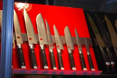 кухонные ножи Касуми